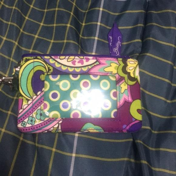 Vera Bradley Handbags - Vera Bradley coin purse and key ring